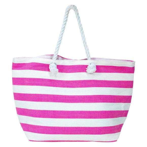 Cotton Tote Pink