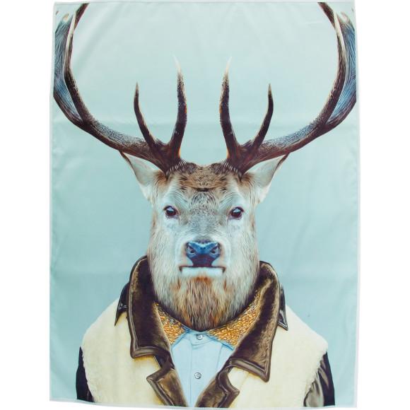 Tea Towel Elk