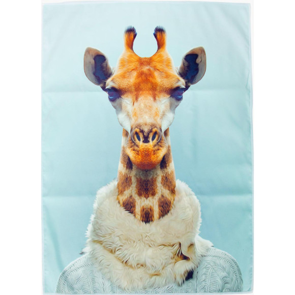 Tea Towel Giraffe