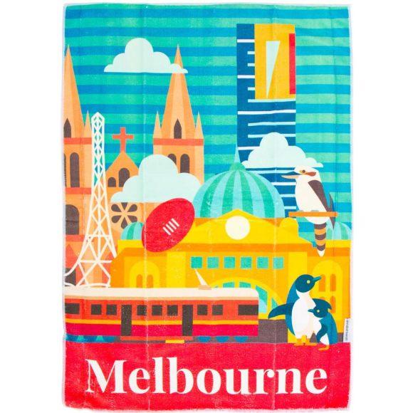 Tea Towel Melbourne