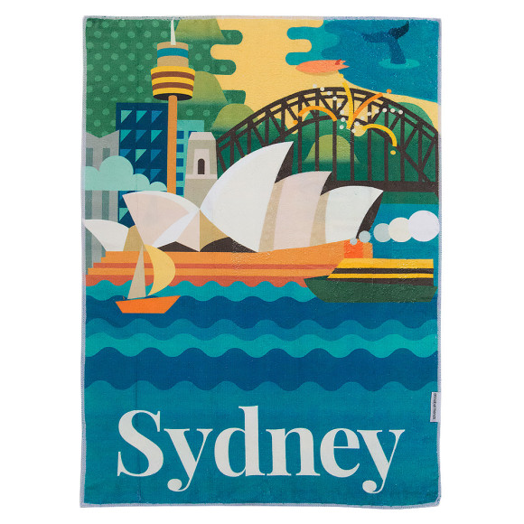 Tea Towel Sydney