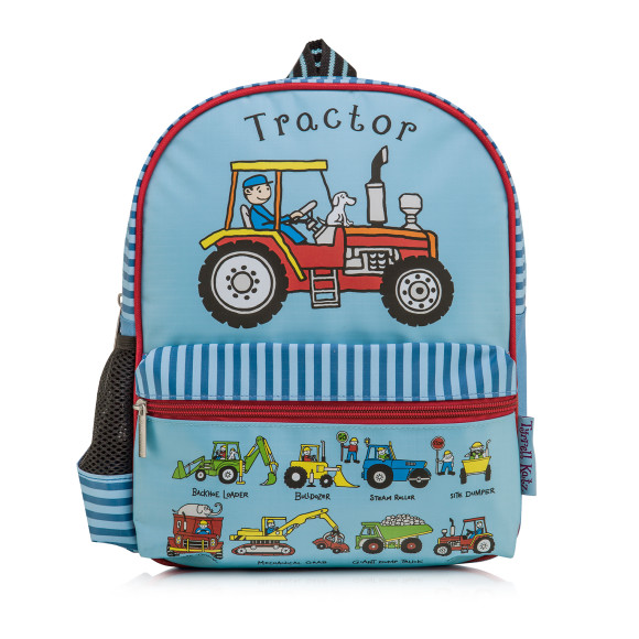 Tyrrell Katz Working Wheels Backpack
