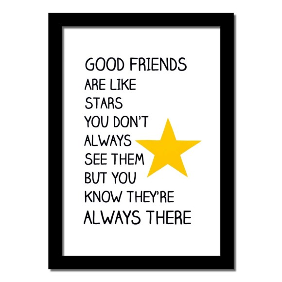 Friendship Print