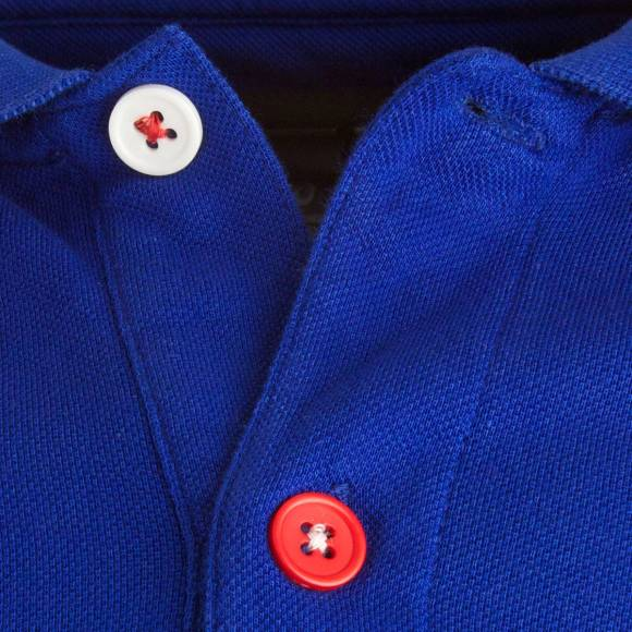Contrasting buttons