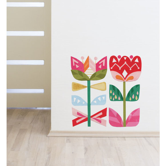 Scandi Flowers by Andrea Smith