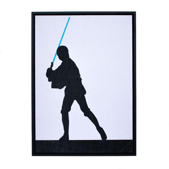 Luke Skywalker in Black Floater