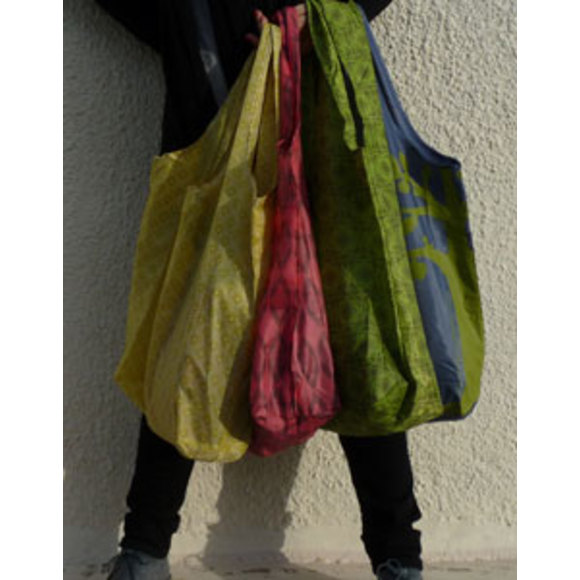 4 X YETTY BAGS