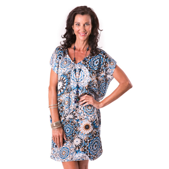 Atlas Tunic dress
