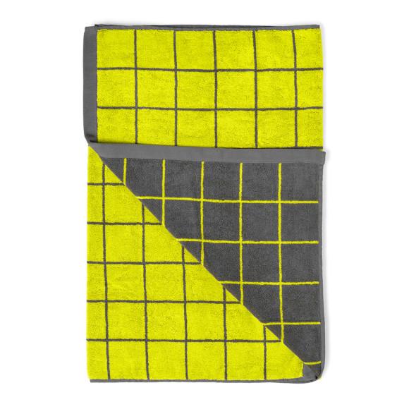 Neon Lime Bath Towel