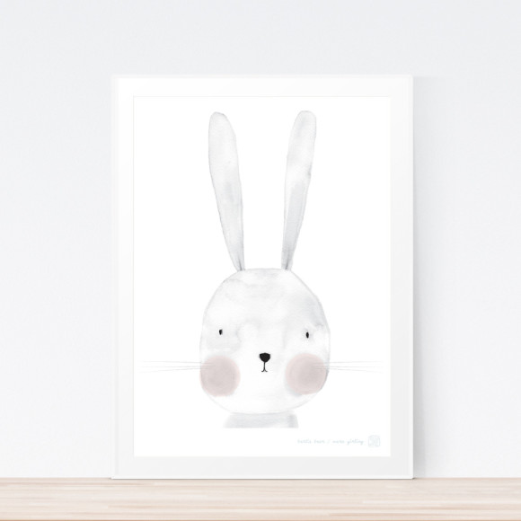 Bonnie Bunny (Framed)