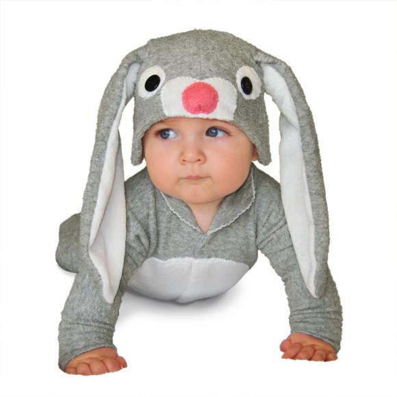 Grey Bunny 2