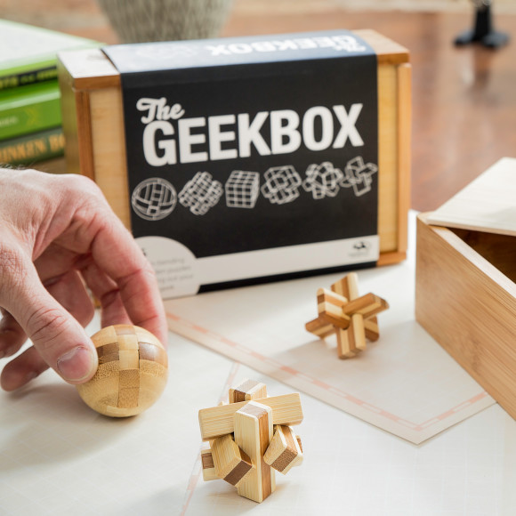 Marbles Game - Geek Box