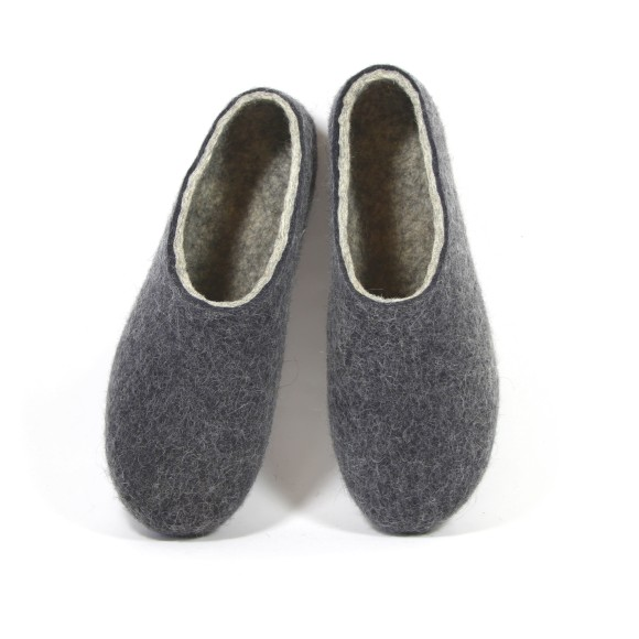 Handmade Wool Slippers