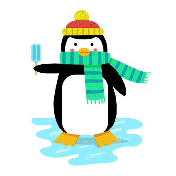Percy Penguin Tee