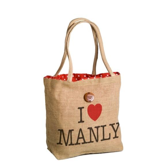 I ♥ MANLY Bag