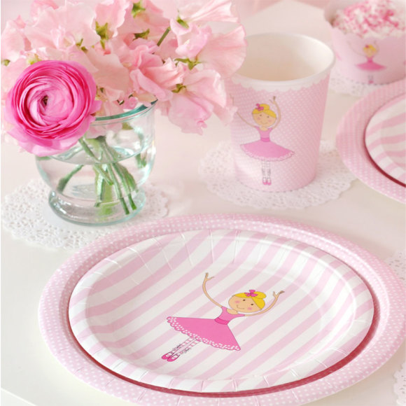 Party Plates & Cups