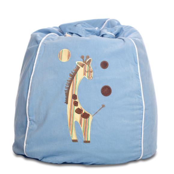 Giraffe Light Blue