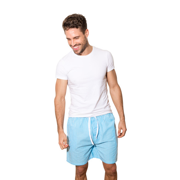 Cotton Sleep Shorts