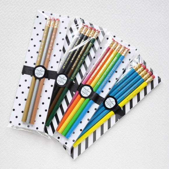 Pencil Set Packaging