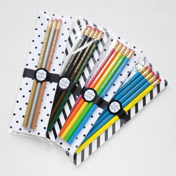 Pencil Set Packaging