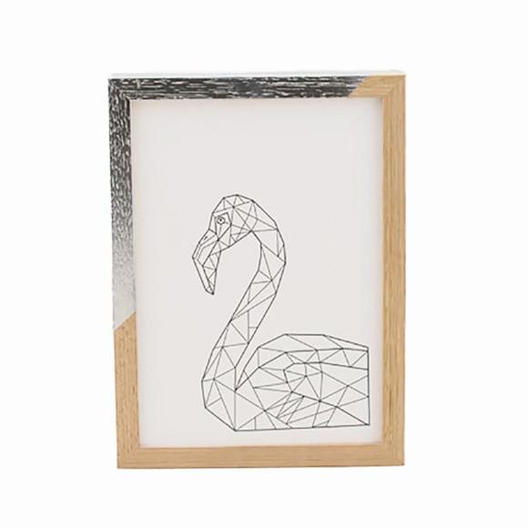Zap Frame - Silver