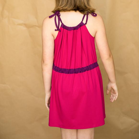 tween jersey dress