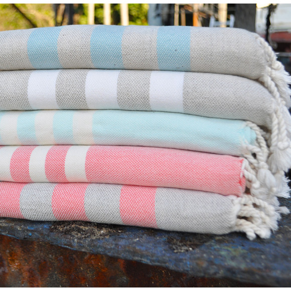 Beautiful towels