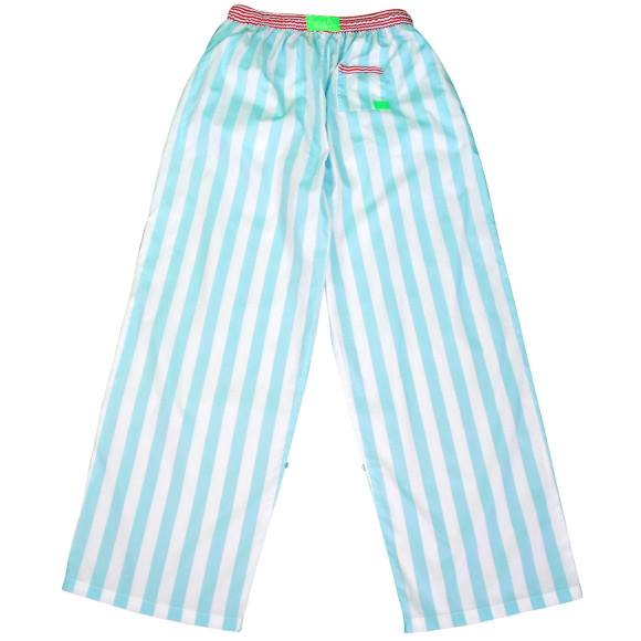 Blue Cotton PJs