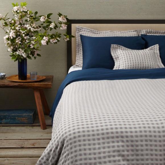 Linen Quilt Set