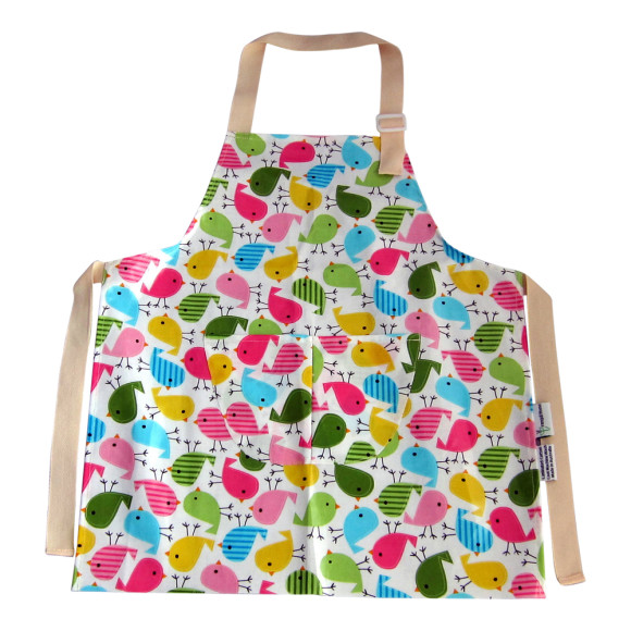 Birdy apron