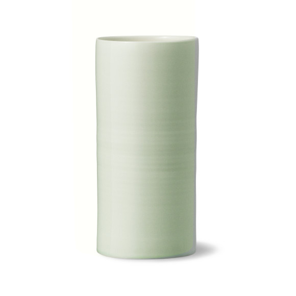 Bloom vase in green