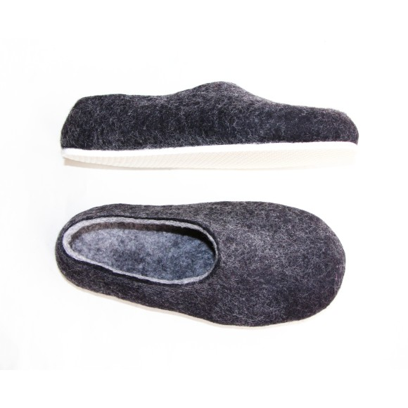 warm wool slippers