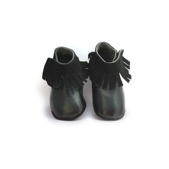 bootie 'nuit noire'