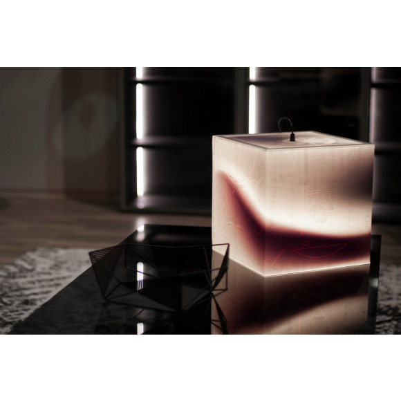 light up your night light cube by uniqcube