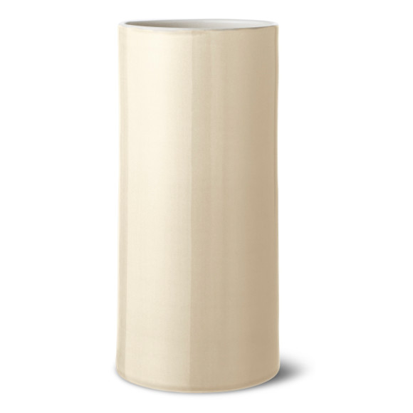 Cream Bloom vase