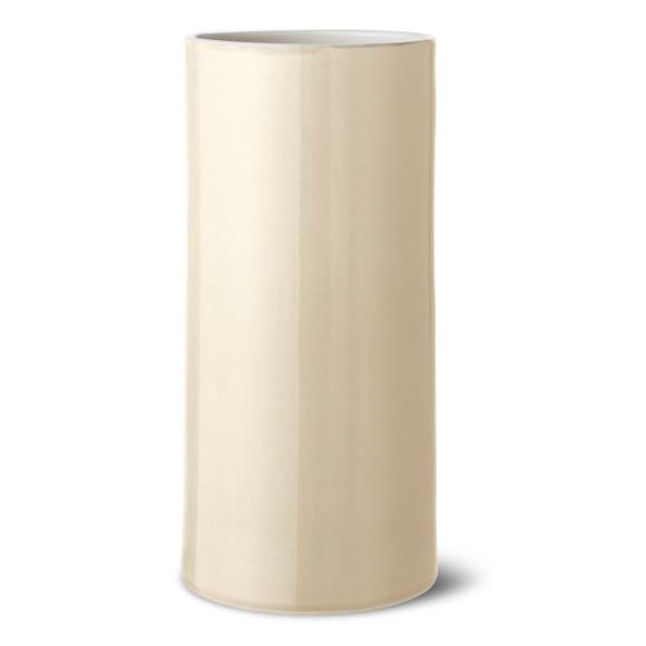 Cream Bloom vase