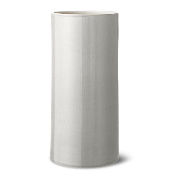Grey Bloom vase