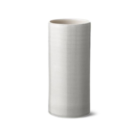 Bloom vase in grey