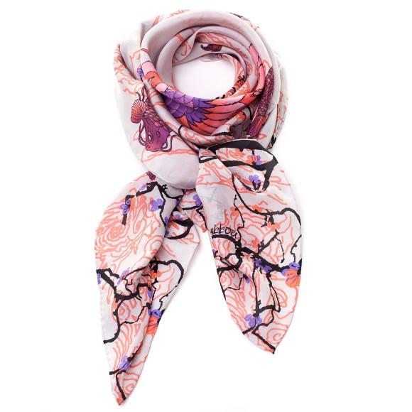Blossom Pink Silk