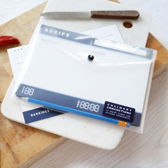 Recipe Card Folder