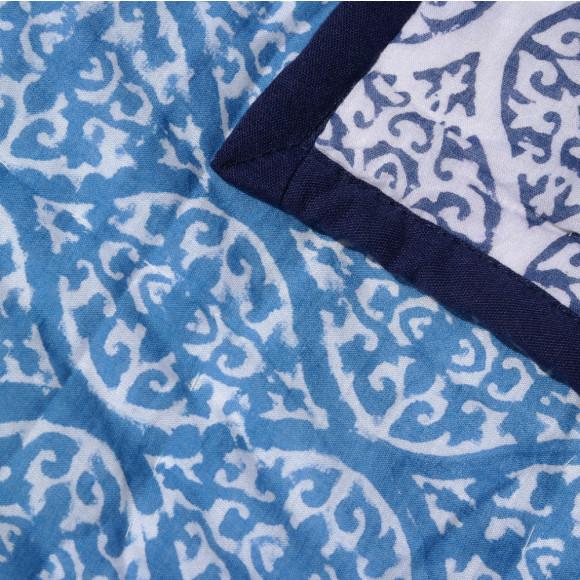Blue Oceana Quilt