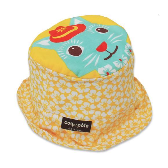 Sun Hat - Cat