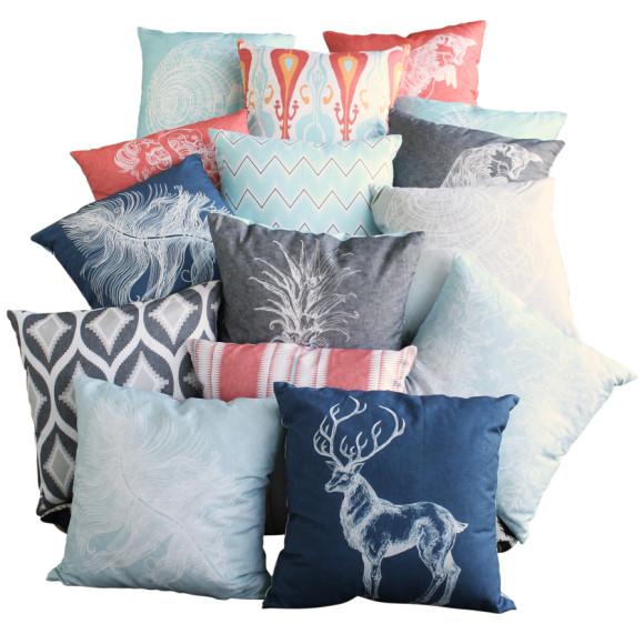 Cushion range