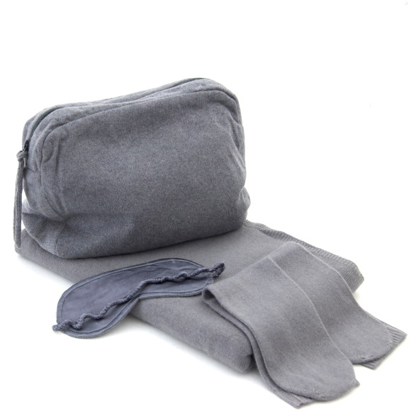 travel set cashmere