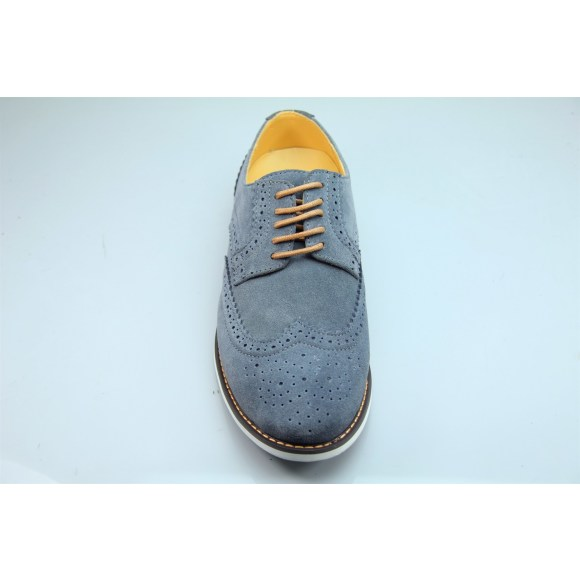 Brogue Gunmetal1