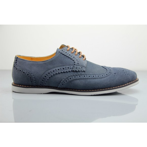 Brogue Gunmetal2