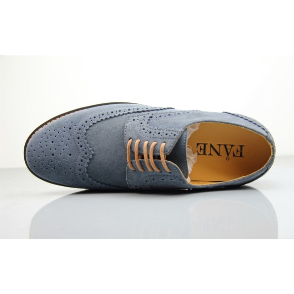 Brogue Gunmetal5