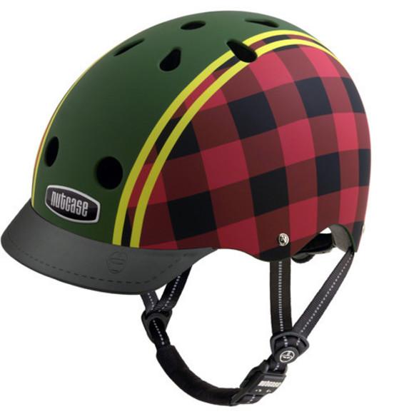 Street Helmet - Lumberjack