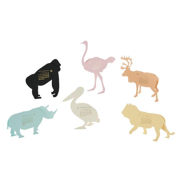 2018 Safari Calendar