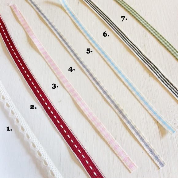 Ribbon Choices